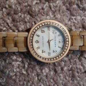 Anne Klein Marble Watch